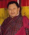 Dasho Sonam Tobgye. Auditor General (1985-1991)